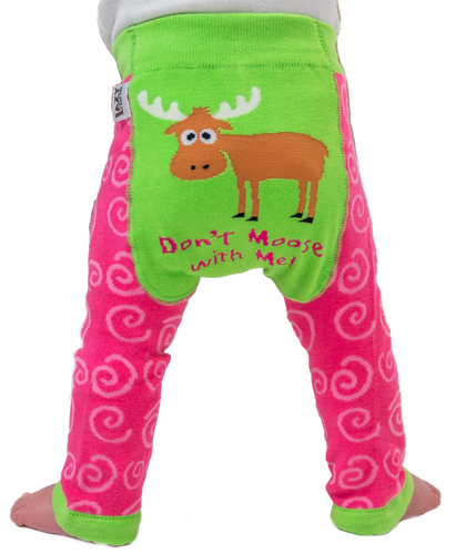 Don't Moose With Me - Infant Leggings