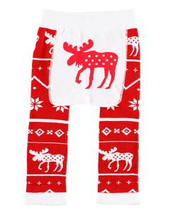 Nordic Moose - Infant Leggings