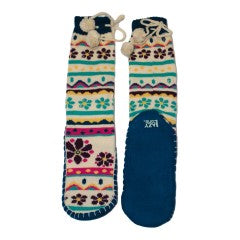 Flower Power - Mukluks (Kids)