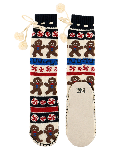 Gingerbread - Mukluks (Kids)