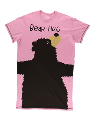 Load image into Gallery viewer, Bear Hug (Pink) - One Size Night Shirt