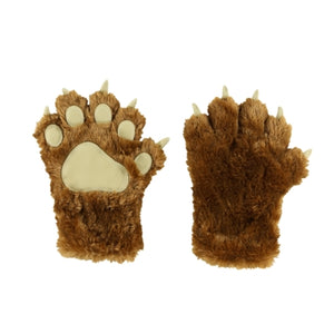Brown - Paw Mitts