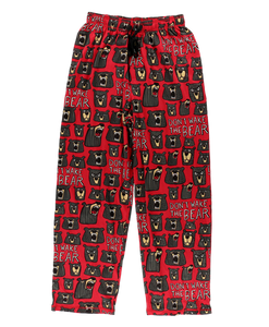Wake The Bear - Unisex PJ Pants