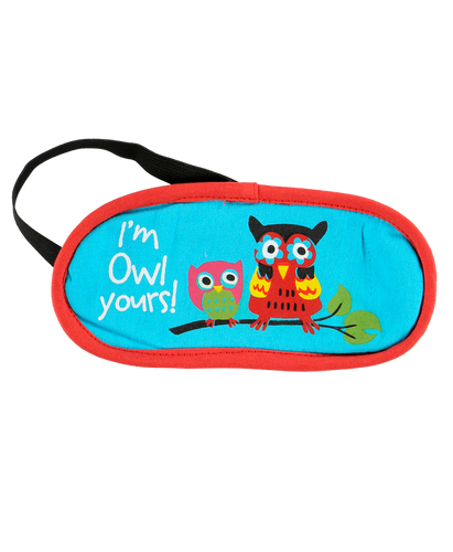 I'm Owl Yours! - Sleep Mask