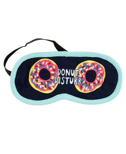 Donut Disturb - Sleep Mask