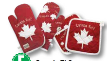 Load image into Gallery viewer, Canada eh? - Oven Mitt