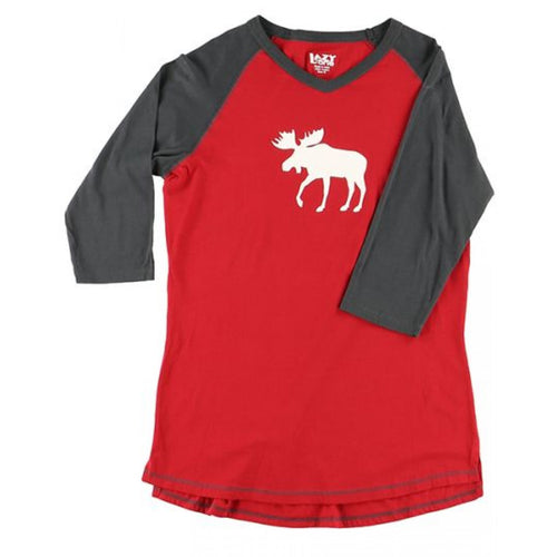 Moose Fair Maple - Tall T-Shirt