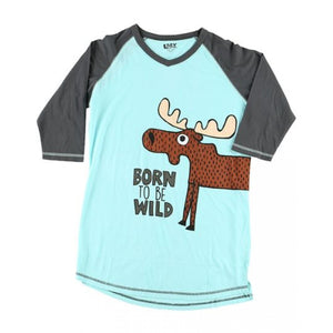 Born to be Wild - Tall T-Shirt