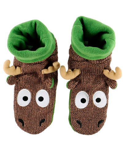 Moose - Woodland Slippers