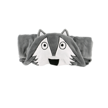 Load image into Gallery viewer, Wolf - Critter Kids Blanket
