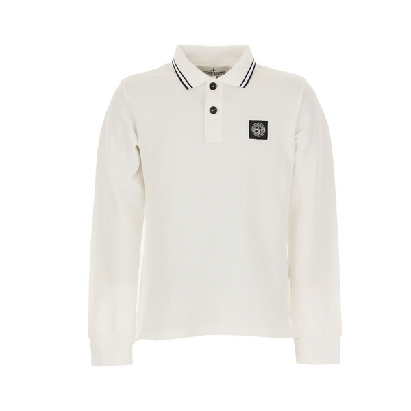 Junior Long Sleeve Polo-Shirt
