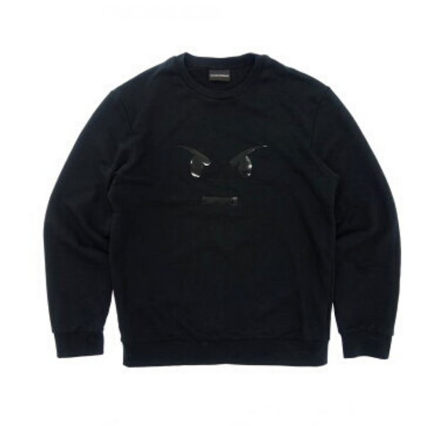 cotton long sleeves sweat shirt