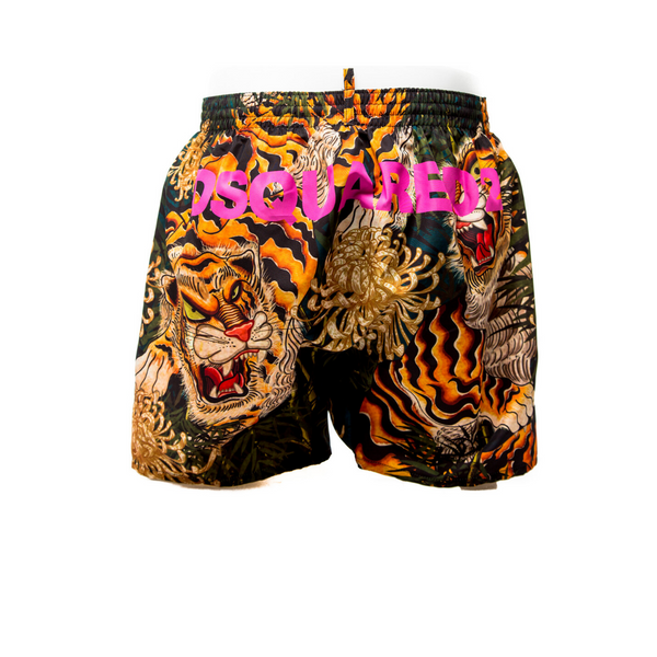 TIGER SWIM SHORT