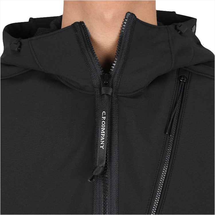 HOODED GOGGLE GILET