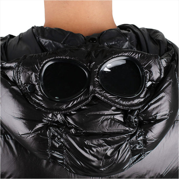 DOWN SHELL GOGGLE JACKET