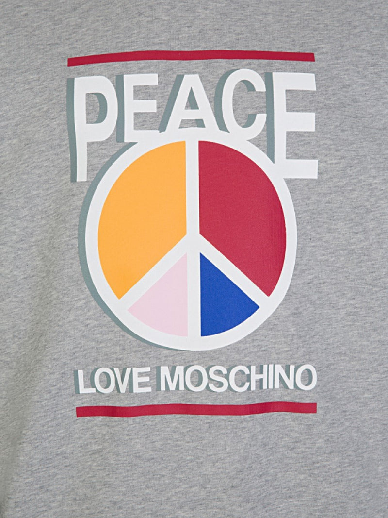 Peace Logo Sweatshirt