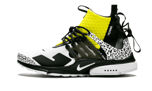 AIR PRESTO MID x ACRONYM 'DYNAMIC YELLOW'