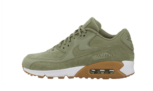 Wmns Air Max 90 Se Oil Green