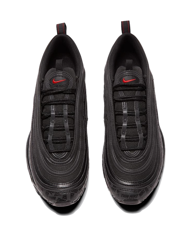 Air Max 97 Black Red