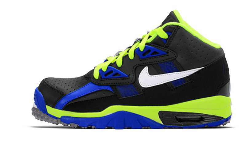 Air Trainer SC GS 'Black Blue Voltage'