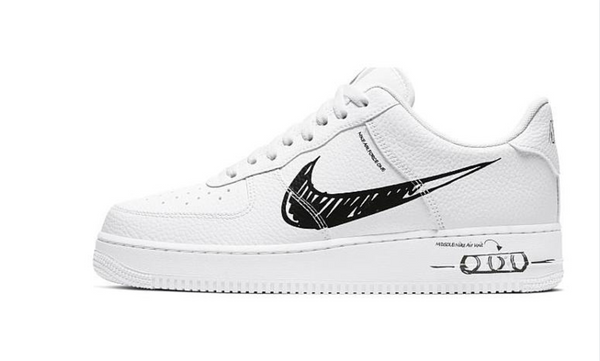 AIR FORCE 1 LV8 UTILITY SKETCH
