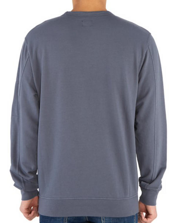 LIGHT FLEECE LENS SWEATSHIRT