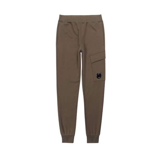 DIAGONAL FLEECE SWEATPANT