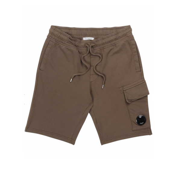 LIGHT FLEECE LENS SHORTS
