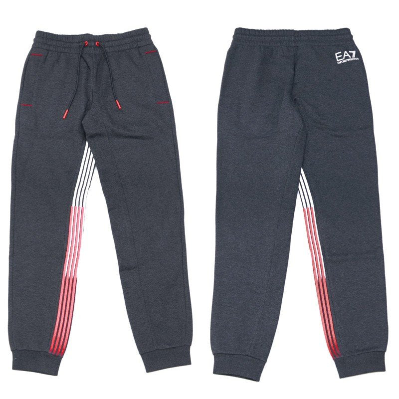 TWO TONE TRACKSUIT BOTTOM