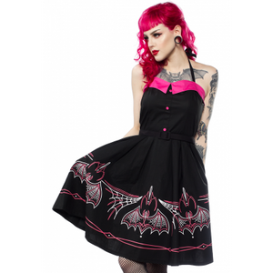Batty Pinstripe Dress S-3X