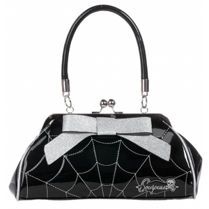 Floozy Spiderweb Purse