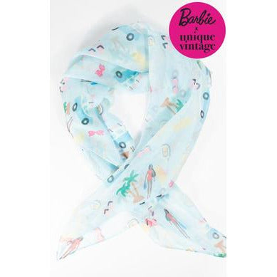 Barbie x Pinup Barbie Hair Scarf