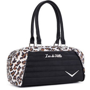Black Supernova Bag-Leopard-Lux Deville