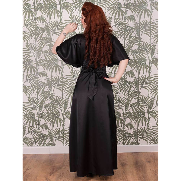 1930S LOUNGING ROBE L8015