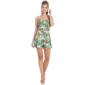 Kirsty Tropical Playsuit