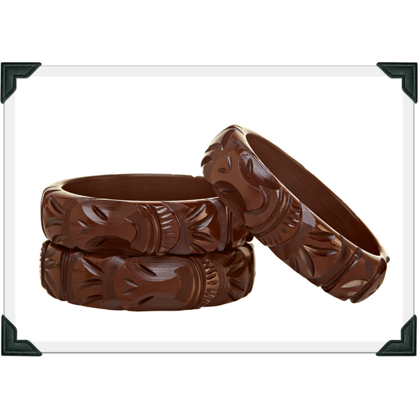 The Luau Lounge Collection - The Martiki Cuff-Queenie