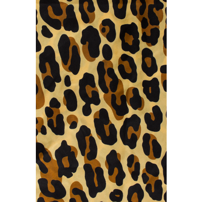 SOURPUSS LEOPARD BAD GIRL SCARF