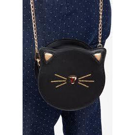 Katy Cat Circle Chain Bag