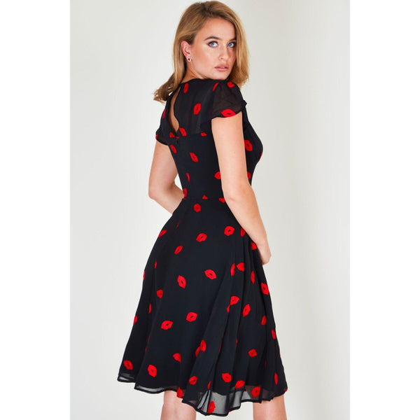 Valerie Kiss Tea Dress