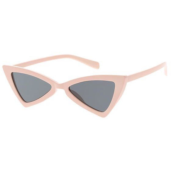 Small Triangle Cat Eye Frame Multiple Colors