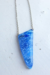 Water Blue Necklace
