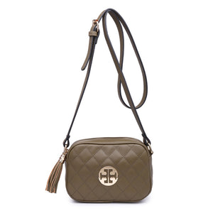 Army Green Over The Shoulder Bag