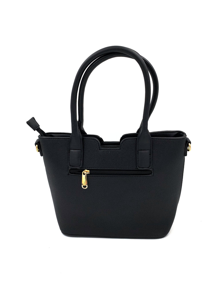 Small Black Handbag