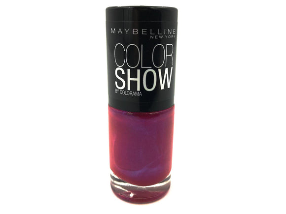 Maybelline Gloss Purple Nail Varnish