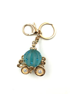 Cinderella Carriage Keyring