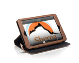 iPad Mini Case (no strap) - Camel