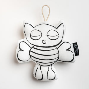 Catbee plushie toy