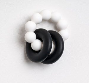 Silicone Teether - round