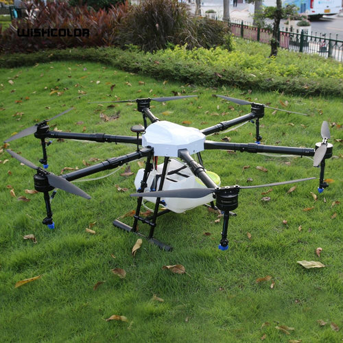 1600mm 6Axis Agricultural UAV Drone Frame Capacity 16KG 15L Tank for Farm Use by ThanksBuyer