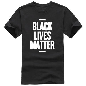 Black Lives Matter Short Sleeve Activist Movement T-Shirt by SANSDO